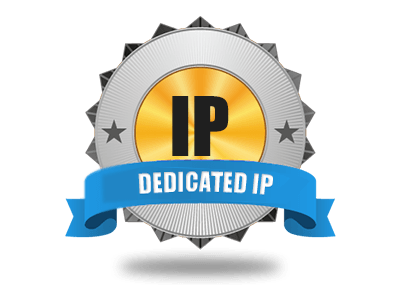 web hosting dedicated ip
